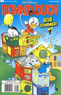 Cover Thumbnail for Donald Duck & Co (Hjemmet / Egmont, 1948 series) #25/2015