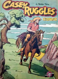Cover Thumbnail for Casey Ruggles Western Comic (Donald F. Peters, 1951 series) #3