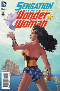 Cover Thumbnail for Sensation Comics Featuring Wonder Woman (DC, 2014 series) #11