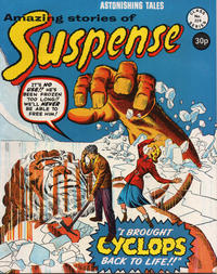 Cover Thumbnail for Amazing Stories of Suspense (Alan Class, 1963 series) #228