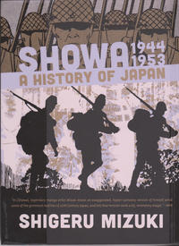 Cover Thumbnail for Showa:  A History of Japan (Drawn & Quarterly, 2013 series) #[3] - 1944-1953
