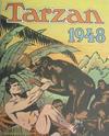 Cover for Tarzan julehefte (Hjemmet / Egmont, 1947 series) #1948