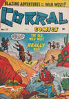 Cover for Corral Comics (Bell Features, 1951 series) #17