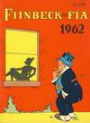 Cover for Fiinbeck og Fia (Hjemmet / Egmont, 1930 series) #1962