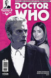 Cover for Doctor Who: The Twelfth Doctor (Titan, 2014 series) #8 [Cover A]