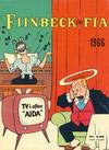 Cover for Fiinbeck og Fia (Hjemmet / Egmont, 1930 series) #1966