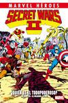 Cover for Marvel Héroes (Panini España, 2012 series) #53 - Secret Wars II: ¿Quién es el Todopoderoso?