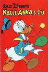Cover for Kalle Anka & C:o (Richters Förlag AB, 1948 series) #15/1957