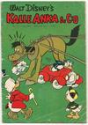 Cover for Kalle Anka & C:o (Hemmets Journal, 1957 series) #31/1960