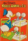 Cover for Kalle Anka & C:o (Hemmets Journal, 1957 series) #13/1961