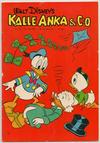 Cover for Kalle Anka & C:o (Hemmets Journal, 1957 series) #20/1961