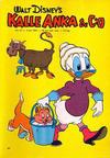 Cover for Kalle Anka & C:o (Hemmets Journal, 1957 series) #27/1961