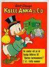 Cover for Kalle Anka & C:o (Hemmets Journal, 1957 series) #45/1961