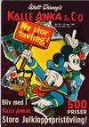 Cover for Kalle Anka & C:o (Hemmets Journal, 1957 series) #46/1961