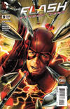 Cover for The Flash: Season Zero (DC, 2014 series) #9