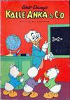 Cover for Kalle Anka & C:o (Hemmets Journal, 1957 series) #4/1964