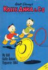 Cover for Kalle Anka & C:o (Hemmets Journal, 1957 series) #19/1964