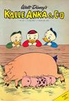 Cover for Kalle Anka & C:o (Hemmets Journal, 1957 series) #20/1964