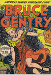 Cover Thumbnail for Bruce Gentry Comics (1948 series) #3 [No Date on Cover]