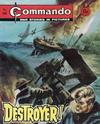 Cover for Commando (D.C. Thomson, 1961 series) #669