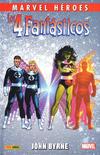 Cover for Marvel Héroes (Panini España, 2012 series) #61 - Los 4 Fantásticos de John Byrne 3