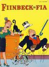 Cover for Fiinbeck og Fia (Hjemmet / Egmont, 1930 series) #1969
