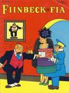 Cover for Fiinbeck og Fia (Hjemmet / Egmont, 1930 series) #1970