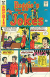 Cover for Reggie's Wise Guy Jokes (Archie, 1968 series) #34