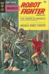 Cover Thumbnail for Magnus, Robot Fighter (1963 series) #22 [Canadian]