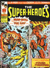 Cover for The Super-Heroes (Marvel UK, 1975 series) #37