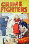 Cover for Crimefighters Comics (Bell Features, 1948 series) #5