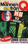Cover for Mannen från Q (Semic, 1973 series) #6/1973