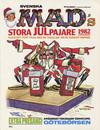 Cover for Mad's stora julpajare (Semic, 1982 series) #1982