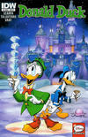 Cover for Donald Duck (IDW, 2015 series) #2 / 369 [1:25 Retailer Incentive Cover]