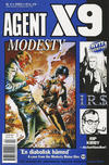 Cover for Agent X9 (Egmont, 1997 series) #4/2003