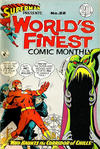 Cover for Superman Presents World's Finest Comic Monthly (K. G. Murray, 1965 series) #22
