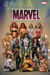 Cover for Women of Marvel: Celebrating Seven Decades Omnibus (Marvel, 2010 series)  [Olivier Coipel Cover]