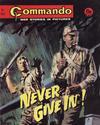 Cover for Commando (D.C. Thomson, 1961 series) #654
