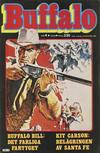Cover for Buffalo Bill / Buffalo [delas] (Semic, 1965 series) #4/1979