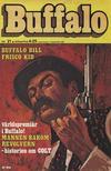 Cover for Buffalo Bill / Buffalo [delas] (Semic, 1965 series) #21/1979