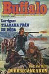 Cover for Buffalo Bill / Buffalo [delas] (Semic, 1965 series) #2/1978
