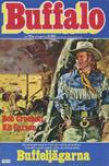 Cover for Buffalo Bill / Buffalo [delas] (Semic, 1965 series) #10/1976