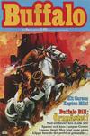 Cover for Buffalo Bill / Buffalo [delas] (Semic, 1965 series) #6/1976