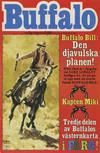 Cover for Buffalo Bill / Buffalo [delas] (Semic, 1965 series) #5/1976