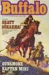 Cover for Buffalo Bill / Buffalo [delas] (Semic, 1965 series) #2/1976