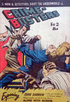 Cover for Crime-Busters (Horwitz, 1950 ? series) #2