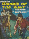 Cover for Heroes of the West Giant Edition (Magazine Management, 1971 series) #41031