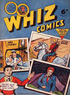 Cover for Whiz Comics (L. Miller & Son, 1950 series) #117