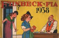 Cover Thumbnail for Fiinbeck og Fia (Hjemmet, 1930 series) #1938