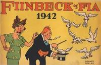 Cover Thumbnail for Fiinbeck og Fia (Hjemmet / Egmont, 1930 series) #1942
